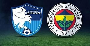 BBErzurumspor Fenerbahçe maçını izle Bein Sports Netspor Canlı maç izle