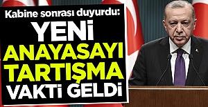 Cumhurbaşkanı Erdoğan#039;dan #039;yeni...