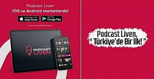 Podcast Liven,  Türkiyede Bir...
