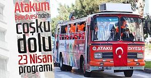 23 Nisan Atakum'da  dolu dolu kutlanacak