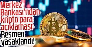 Merkez Bankası#39;ndan kripto para...