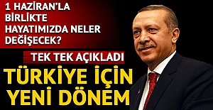 Cumhurbaşkanı Erdoğan kademeli normalleşmenin detaylarını açıkladı