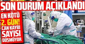 Sağlık Bakanlığı açıkladı: İşte 1 Mayıs 2021 koronavirüs tablosu