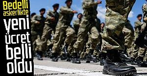 Bedelli askerlik ücreti ne kadar oldu? İşte yeni bedelli askerlik ücreti