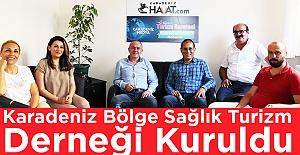 Karadeniz Bölge Sağlık Turizm Derneği...