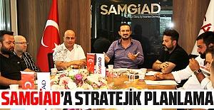 Samgiad'a Stratejik Planlama
